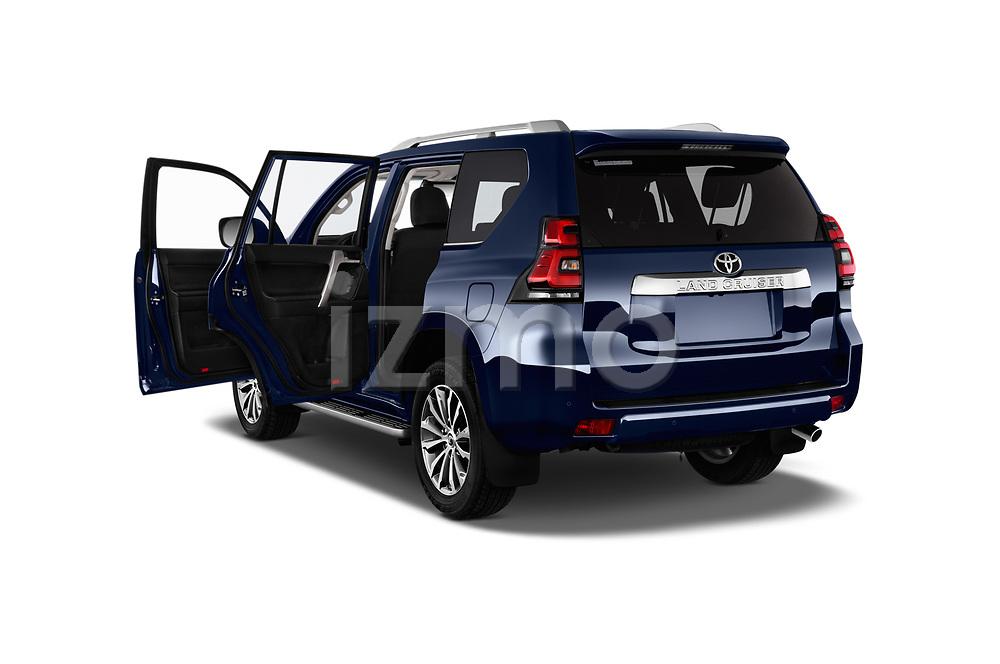 Car images of 2018 Toyota Land-Cruiser-150 Lounge 5 Door SUV Doors