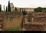 Thermae Via Sacra Private Baths of Domitian Via Sacra near Colosseum Rome