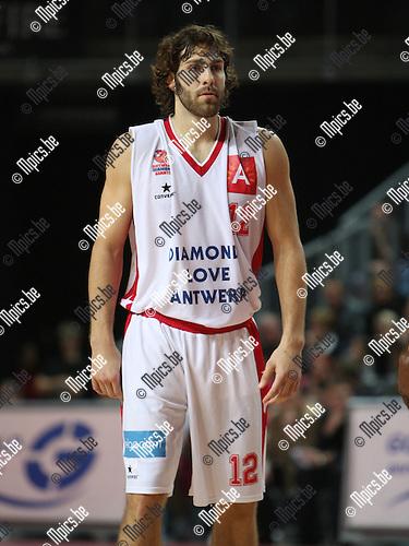 2007-11-03 / Basketbal / Antwerp Giants - Pepinster / .Ian Hanavan (Antwerp Giants)..Foto: Maarten Straetemans (SMB)