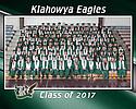 2017 Klahowya HS Graduation
