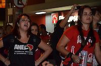 CAMPINAS, SP, 24.06.2013 - PROTESTO CAMPINAS - Manifestantes tomam as ruas de Campinas, no interior de São Paulo, nesta segunda-feira, 24, em mais um dia de protestos. O grupo pede atenção para o transporte público de Campinas, mesmo com a redução do valor da tarifa para R$ 3. (Foto: Mauricio Bento / Brazil Photo Press).