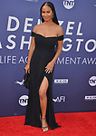 Joy Bryant 101 attends the American Film Institute's 47th Life Achievement Award Gala Tribute To Denzel Washington at Dolby Theatre on June 6, 2019 in Hollywood, California