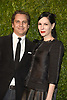 Harry Kargman and wife Jill Kargman attend the Chanel Tribeca Film Festival Artists Dinner on April 23, 2018 at Balthazar Restaurant in New York, New York, USA.<br /> <br /> photo by Robin Platzer/Twin Images<br />  <br /> phone number 212-935-0770