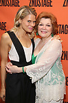 Celia Keenan-Bolger and Anita Gillette attends the Opening Night Party for 'A Parallelogram'  on August 2, 2017 at Havana Central in New York City.