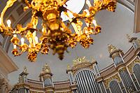 La cattedrale di Helsinki, simbolo della citt&agrave;, Tuomiokirkko.<br /> The Helsinki Cathedral, symbol of the city, Tuomiokirkko.