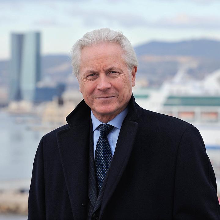 Eugène Caselli, Président de la Communauté Urbaine Marseille Provence Métropole -