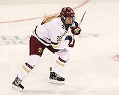 Ryan Little (BC - 20) - The Boston College Eagles defeated the visiting UConn Huskies 4-0 on Friday, October 30, 2015, at Kelley Rink in Conte Forum in Chestnut Hill, Massachusetts.