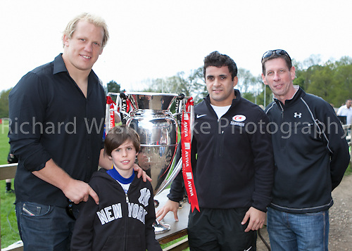 Harpenden Rugby Club - Presentation Day  13th May 2012