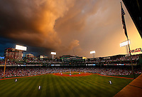 of the Boston Red Sox of the Toronto Blue Jays during the game at Fenway Park on July 28, 2014 in Boston, Massachusetts. (Photo by Jared Wickerham/Getty Images)