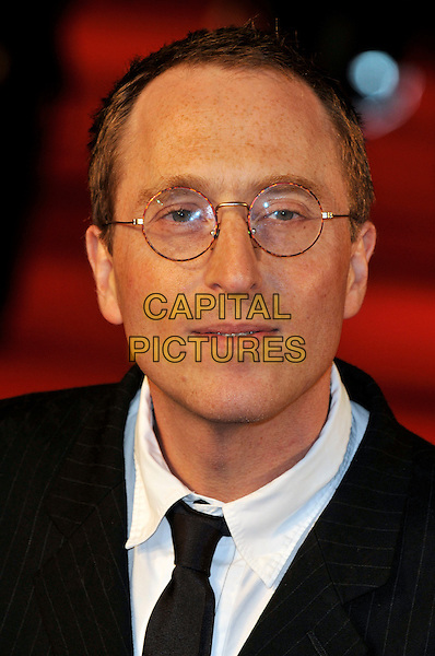 "JON RONSON.2009 London Film Festival - Times Gala & the UK Premiere of ""The Men Who Stare At Goats"" at the Odeon, Leicester Square, London, England..October 15th 2009 .headshot portrait black glasses .CAP/PL.©Phil Loftus/Capital Pictures."