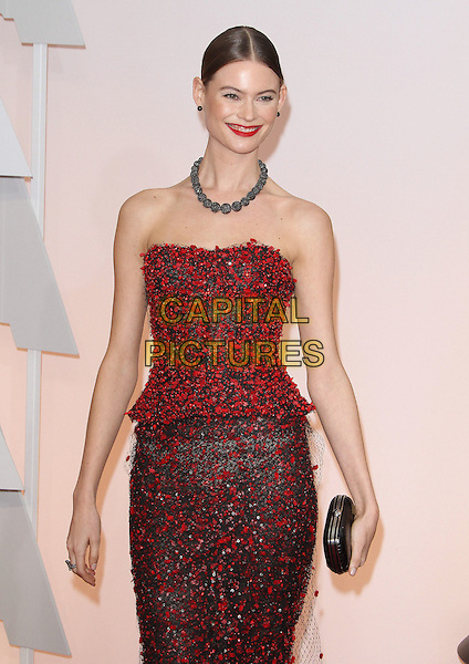 22 February 2015 - Hollywood, California - Behati Prinsloo. 87th Annual Academy Awards presented by the Academy of Motion Picture Arts and Sciences held at the Dolby Theatre. <br /> CAP/ADM<br /> &copy;AdMedia/Capital Pictures Oscars