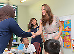 """CATHERINE, DUCHESS OF CAMBRIDGE.visit the Rainbow Centre which caters for children with special needs_12/09/2012.Mandatory credit photo: ©ML Pool/DIASIMAGES..                **ALL FEES PAYABLE TO: """"NEWSPIX INTERNATIONAL""""**..IMMEDIATE CONFIRMATION OF USAGE REQUIRED:.DiasImages, 31a Chinnery Hill, Bishop's Stortford, ENGLAND CM23 3PS.Tel:+441279 324672  ; Fax: +441279656877.Mobile:  07775681153.e-mail: info@newspixinternational.co.uk"""