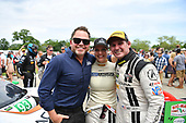 IMSA WeatherTech SportsCar Championship<br /> Chevrolet Sports Car Classic<br /> Detroit Belle Isle Grand Prix, Detroit, MI USA<br /> Saturday 3 June 2017<br /> 93, Acura, Acura NSX, GTD, Andy Lally, Katherine Legge, Michael Shank<br /> World Copyright: Richard Dole<br /> LAT Images<br /> ref: Digital Image RD2_1975