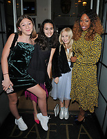 guests and Dominique Moore at the TriForce Short Film Festival gala ceremony 2018, BAFTA, Piccadilly, London, England, UK, on Saturday 01 December 2018.<br /> CAP/CAN<br /> &copy;CAN/Capital Pictures