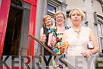 Enjoying  the 10th Annual Enable Ireland Ladies Luncheon held in Ballyseedy Castle on Friday from l-r were: Marie Walsh, Cullen, Mary O'Connor, Killarney and Marie Hegarty, Kilgarvan.