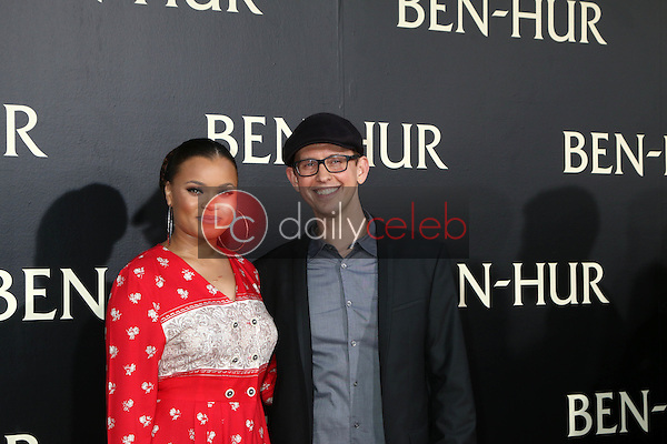 Andra Day, Guest<br /> at the &quot;Ben-Hur&quot; Premiere, TCL Chinese Theater IMAX. Hollywood, CA 08-16-16<br /> David Edwards/DailyCeleb.com 818-249-4998