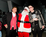 Robin Zander and Rick Nielsen of Cheap Trick at Alice Cooper's Christmas Pudding show for his Solid Rock Foundation Charity at Dodge Theatre in Phoenix, Arizona, December 18th 2004. Photo by Chris Walter/Photofeatures.