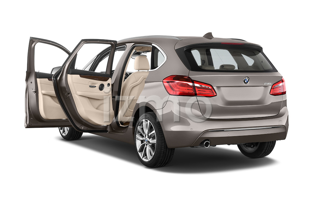 Car images of a 2015 BMW 2 Series 5 Door Mini MPV 2WD Doors