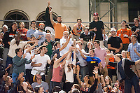 The Occidental College football team plays for a 21-14 win over Claremont-Mudd-Scripps on Homecoming Night at Jack Kemp Stadium on Saturday Oct. 25, 2014.<br /> (Freelance, photo by Kirby Lee)