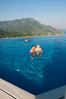 Hotel Caruso swimming pool, Ravello