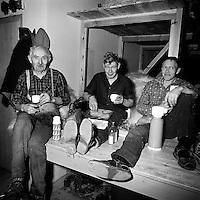 Ullarverksmi&eth;jan Gefjun &aacute; Akureyri, 1970.<br /> <br /> Gefjun woollen mill, Akureyri, 1970.