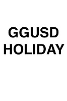 GGUSD HOLIDAY