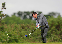 Daniel Ball (Bearwood Lakes GC) on the 5th tee during Round 1 of the Titleist &amp; Footjoy PGA Professional Championship at Luttrellstown Castle Golf &amp; Country Club on Tuesday 13th June 2017.<br /> Photo: Golffile / Thos Caffrey.<br /> <br /> All photo usage must carry mandatory copyright credit     (&copy; Golffile | Thos Caffrey)