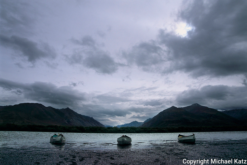 Canoes, Noatak River