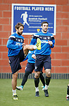 Niko Kranjcar and Lee Wallace