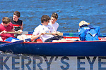 The Killorglin u18 crew competing at the Caherciveen Regatta on Sunday    Copyright Kerry's Eye 2008