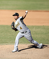 Carlos Hernandez - Phoenix Desert Dogs - 2010 Arizona Fall League.Photo by:  Bill Mitchell/Four Seam Images..