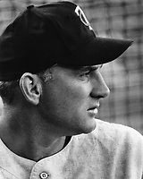 Minnesota Twins slugger Harmon Killebrew.(photo/Ron Riesterer)