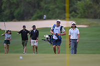 Tommy Fleetwood (ENG) approaches the green on 15 during day 3 of the WGC Dell Match Play, at the Austin Country Club, Austin, Texas, USA. 3/29/2019.<br /> Picture: Golffile | Ken Murray<br /> <br /> <br /> All photo usage must carry mandatory copyright credit (© Golffile | Ken Murray)