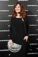 Roberta Armani attends the Emporio Armani Boutique opening at Serrano street in Madrid, Spain. April 08, 2013. (ALTERPHOTOS/Caro Marin) /NortePhoto