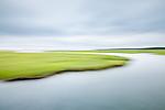 The Mill Creek Marsh, Sandwich, Cape Cod, Massachusetts, USA
