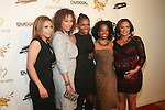 "Fox 5 News'Dari Alexander, Actress Tamara Tunie, Hearts of Gold Founder Deborah Koenigsberg, Rhonda Ross and Radio Personality Egypt Attend Hearts of Gold's 15th Annual Fall Fundraising Gala ""Arabian Nights!"" Held at the Metropolitan Pavilion, NY 11/3/11"