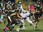 Torrance, CA 10/21/16 - Carl Richardson (South Torrance #3), Austin Turner (West Torrance #53) and Ryan Shoda (West Torrance #55)