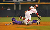 2015 SEC baseball Arkansas vs LSU