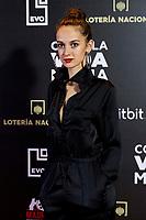 Maria de Nati attends to 'Como la Vida Misma' film premiere during the 'Madrid Premiere Week' at Callao City Lights cinema in Madrid, Spain. November 12, 2018. (ALTERPHOTOS/A. Perez Meca) /NortePhoto.com