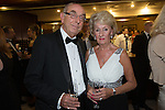 The Parc Hotel 130 years anniversary dinner.<br /> Brian &amp; Jacqueline Lee.<br /> 23.10.14<br /> &copy;Steve Pope-FOTOWALES