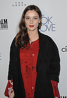 www.acepixs.com<br /> <br /> Janaury 10 2017, LA<br /> <br /> Bella Dayne arriving at the premiere of 'The Book Of Love' at The Grove on January 10, 2017 in Los Angeles, California<br /> <br /> By Line: Peter West/ACE Pictures<br /> <br /> <br /> ACE Pictures Inc<br /> Tel: 6467670430<br /> Email: info@acepixs.com<br /> www.acepixs.com