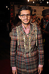 Ricky Lira on the red carpet at Fashion Houston 5 at the Wortham Theater Friday Nov. 21, 2014.(Dave Rossman photo)
