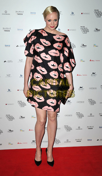 LONDON, ENGLAND - OCTOBER 30: Gwendoline Christie attends the WGSN Global Fashion Awards 2013, V&amp;A Museum, on Wednesday October 30, 2013 in London, England, UK.<br /> CAP/PP/GM<br /> &copy;Gary Mitchell/PP/Capital Pictures