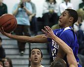 Southfield Christian at Oakland Christian, Boys Varsity Basketball, 1/10/12