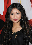 Brenda Song arriving to the Los Angeles premiere for High School Musical 3 Senior Year, held at the Galen Center Los Angeles, Ca. October 16, 2008. Fitzroy Barrett