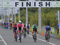 Dylan Kennett wins Sprint 2. Stage five of the NZ Cycle Classic UCI Oceania Tour (Masterton Circuit) in Wairarapa, New Zealand on Sunday, 19 January 2020. Photo: Dave Lintott / lintottphoto.co.nz