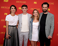 5/30/18 - North Hollywood: FYC Red Carpet Event for FX's 'The Americans'