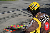 #18: Kyle Busch, Joe Gibbs Racing, Toyota Camry Snickers Creamy crew