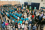 A Mass was held for the official opening of the new school extension on Monday at Mercy Mounthawk