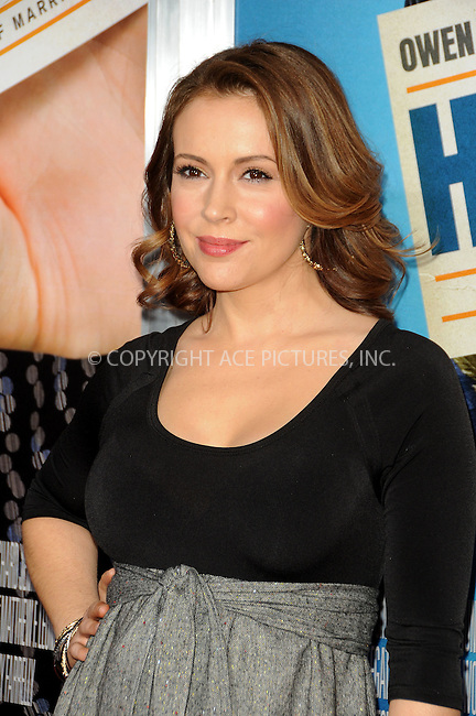 WWW.ACEPIXS.COM . . . . . ....February 23 2011, Los Angeles....Actress Alyssa Milano arriving at the premiere of Warner Brothers' 'Hall Pass' at the Cinerama Dome on February 23, 2011 in Los Angeles, CA....Please byline: PETER WEST - ACEPIXS.COM....Ace Pictures, Inc:  ..(212) 243-8787 or (646) 679 0430..e-mail: picturedesk@acepixs.com..web: http://www.acepixs.com